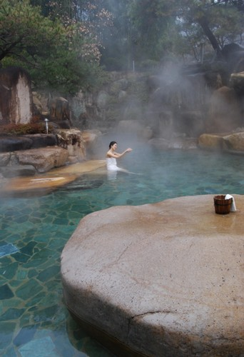 Bugok Hot Springs - ...