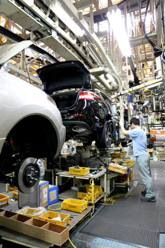 Renault Samsung Busan Plant (르노삼성자동차 부산공장)