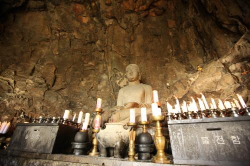 Sanbanggulsa Grotto ...