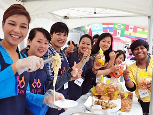 Seongbuk Culture Diversity Festival (성북세계음식축제)