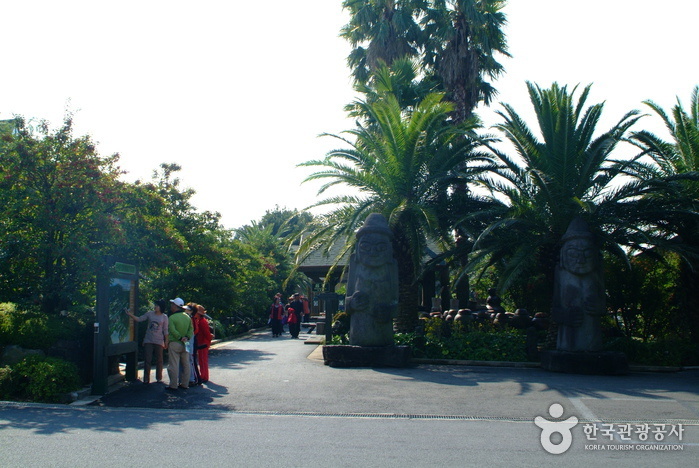 Seokbujak Museum (Natural Stone Art Museum) (석부작박물관)