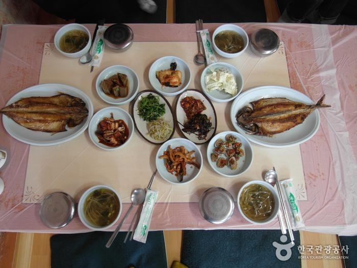 도산대가식당