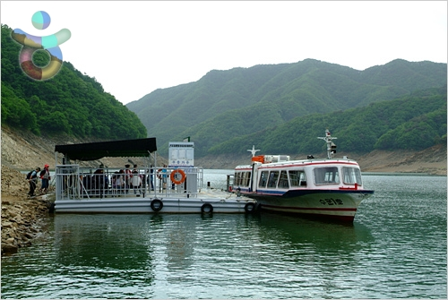 Soyangho Lake (소양호-춘천)