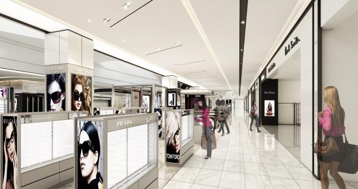 新世界免税店(釜山店)신세계면세점(부산점)