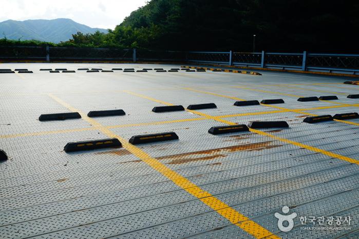 Природный рекреационный лес гор Чхуннёнсан (축령산자연휴양림)20
