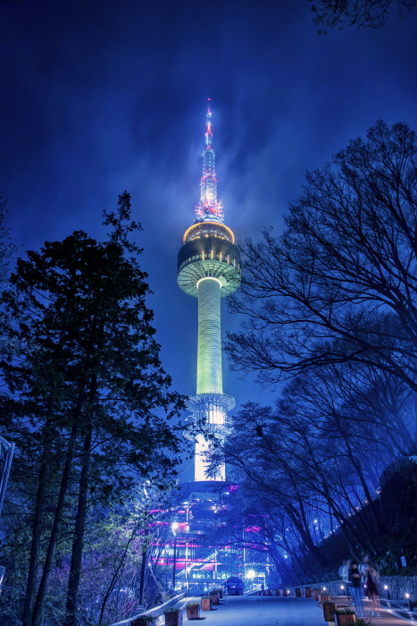 Namsan Seoul Tower (...