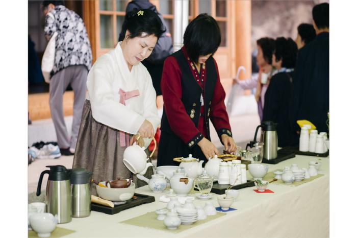 서울시민과 함께하는 차문화대축제 '봄, 그리고 차(茶) 내음' 2017 사진4