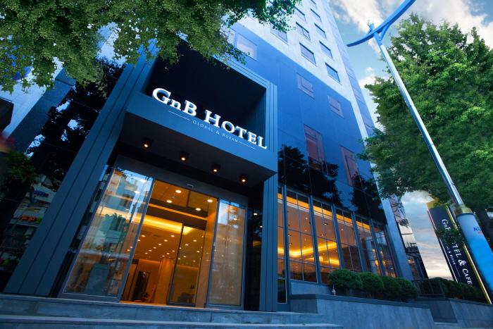 GnBホテル[韓国観光品質認証](지
