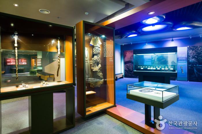 박물관 내 다라문화실