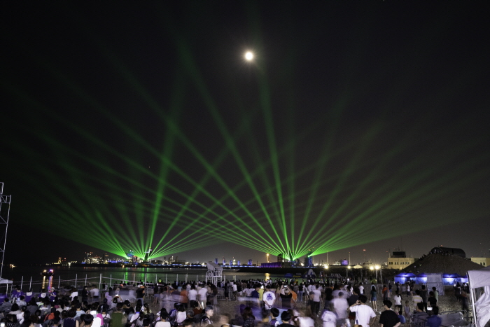 浦项国际烟火节포항국제불빛축제