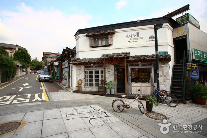 Samcheongdong-gil Ro...