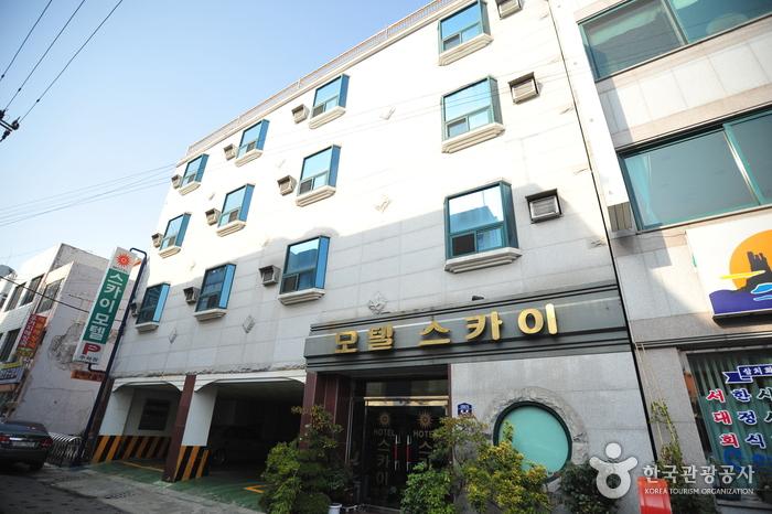 Sky Motel (Yeosu) - Goodstay (스카이모텔-여수 [우수숙박시설 굿스테이])