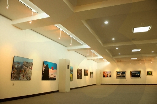 Public Cheongsong Yasong Art Gallery (군립 청송야송미술관)