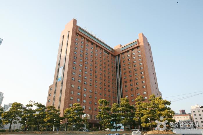 Kensington Resort (Haeundae Glory Condo) (켄싱턴리조트 (글로리콘도 해운대))