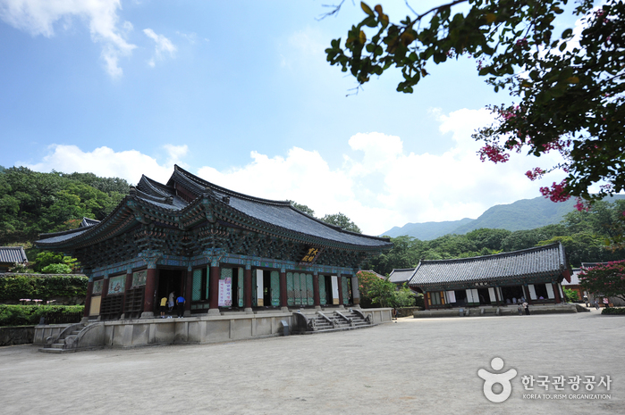 Temple Songgwangsa (송광사 - 순천)