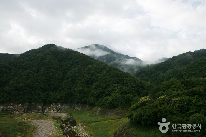 Nationalpark Woraksan (월악산국립공원)