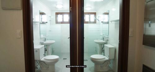 가름-8인실화장실