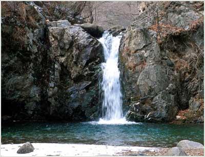 Nationalpark Gayasan (가야산국립공원)