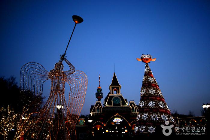 이월드 별빛축제 사진4