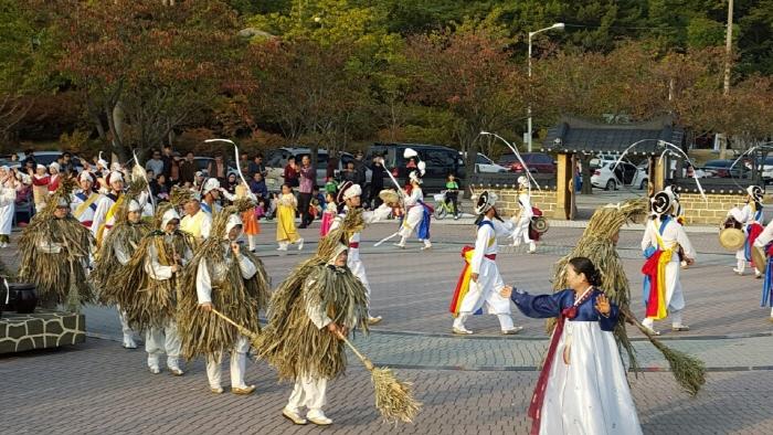 상설공연 평택거북놀이 2017 사진