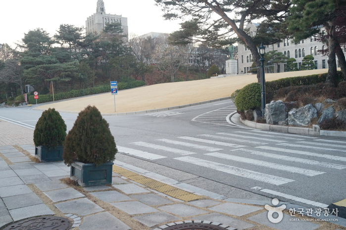 서울 고려대학교 본관