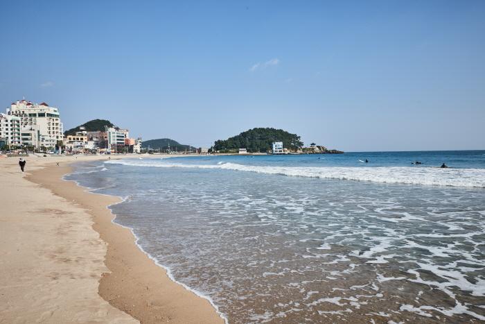 Пляж Сончжон (송정해수욕장)7