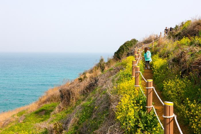Пляж Хамдок (함덕 서우봉 해변 (함덕해수욕장))4
