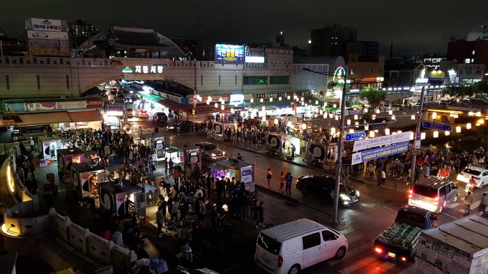 水原 南門市場(수원 남문시장)