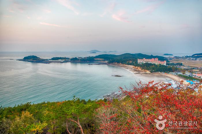 格浦海水浴場(격포해변)