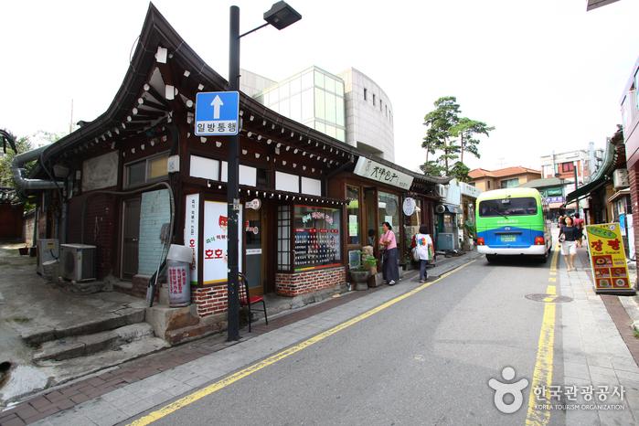 삼청동길 사진2
