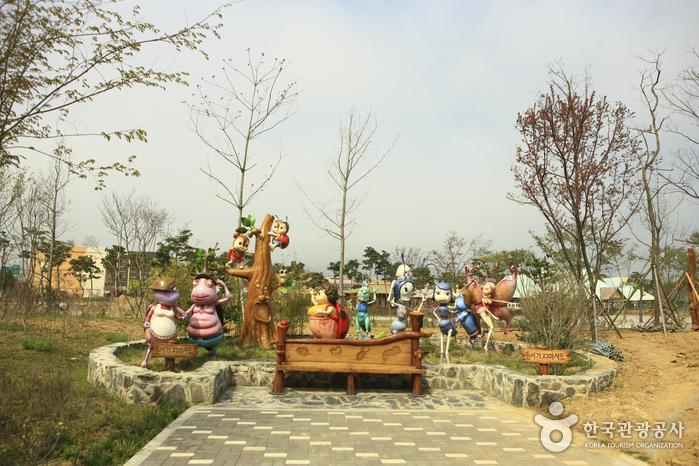 咸平エキスポ公園(함평엑스포공원)