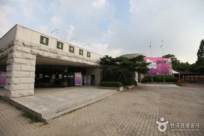 Mongchon Museum of History (몽촌역사관)