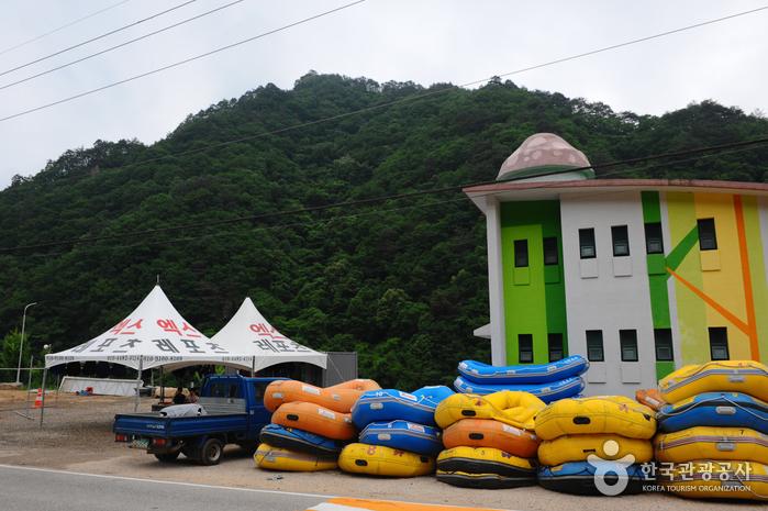 Naerincheon Stream Rafting (내린천 래프팅)