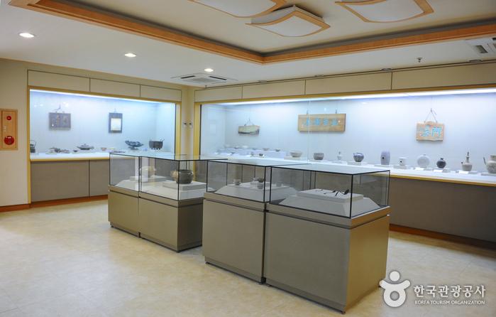 Musée de la Cérémonie du Thé à Gimpo (다도...