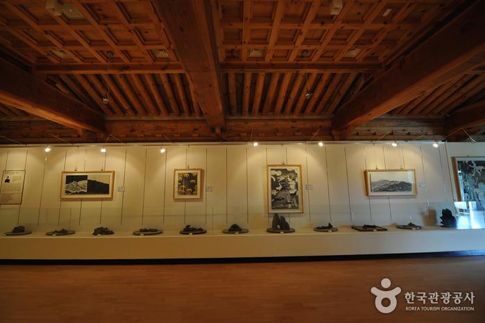 Ullimsanbang House (진도 운림산방)