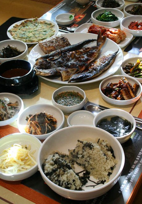 Jeongseon 5-day Market (정선아리랑시장)