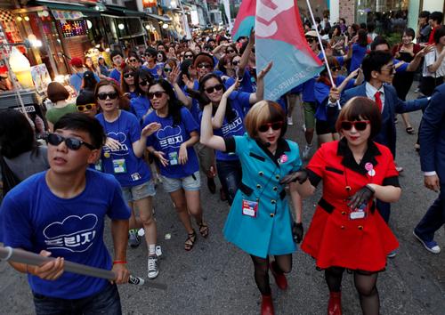 Seoul Fringe Festival (서울 프린지페스티벌)