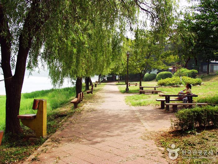 Eunpa Lake Park (Eun...