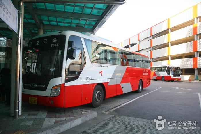 Anseong Bus Terminal (안성종합버스터미널)