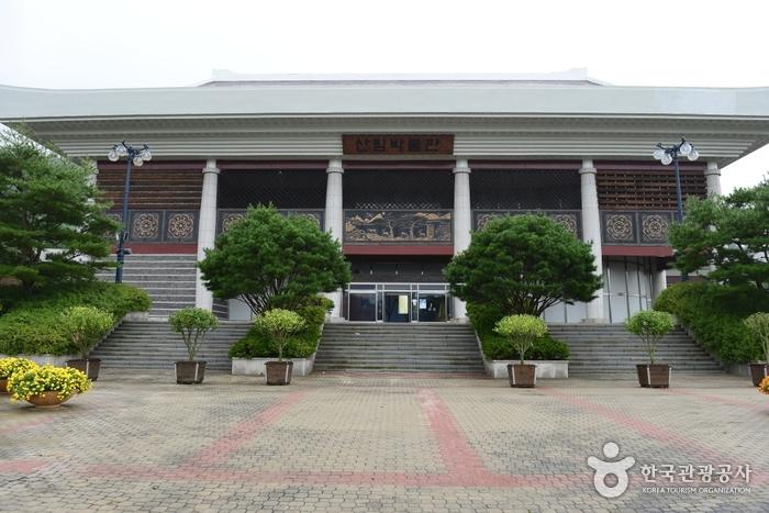 忠清南道山林博物館(충청남도 산림박물관)