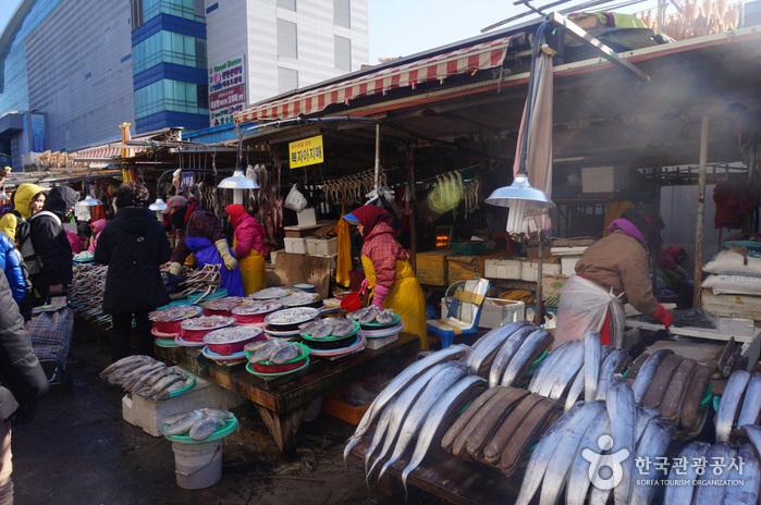 釜山札嘎其市場(부산 자갈치시장)15