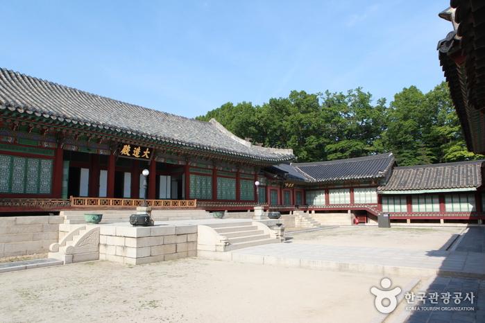 Daejojeon Hall (창덕궁 대조전)