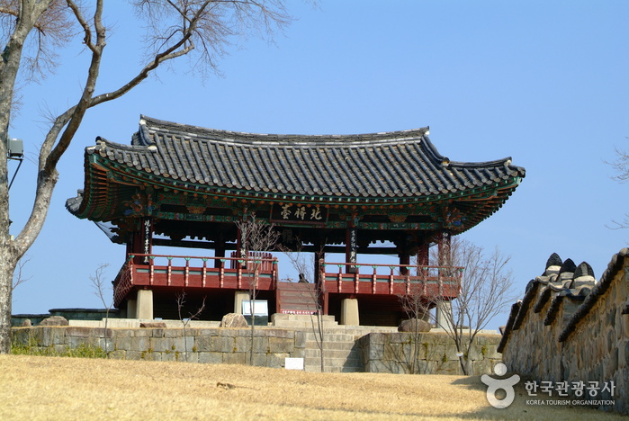 Jinjuseong Fortress ...