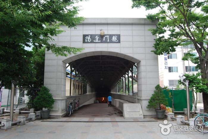 海底トンネル(統営)(해저터널(통영))