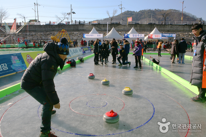 Festival del Sancheoneo de Hwacheon (얼음나라 화천산천어축제)8