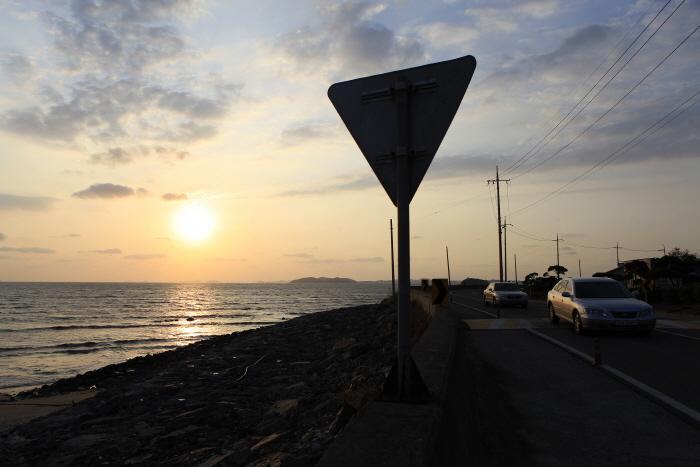 은포리해안도로2