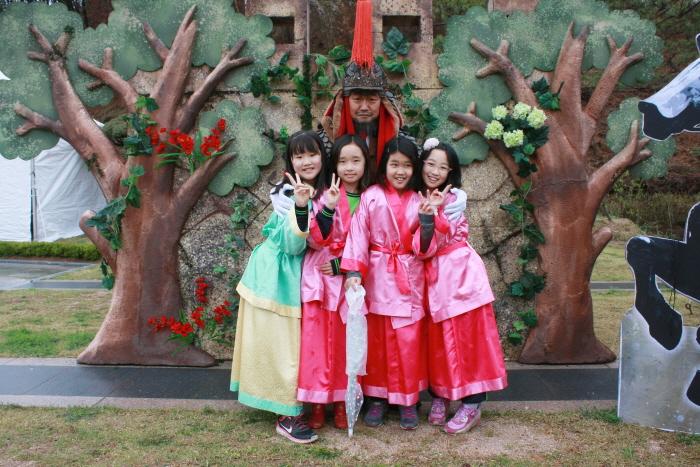 高霊大伽倻体験祭り(고령대가야체험축제)