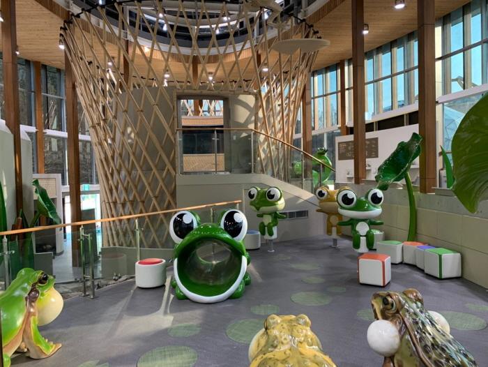 개구리생태공원