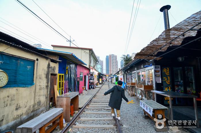 群山 時間旅行村(군산 시간여행마을)