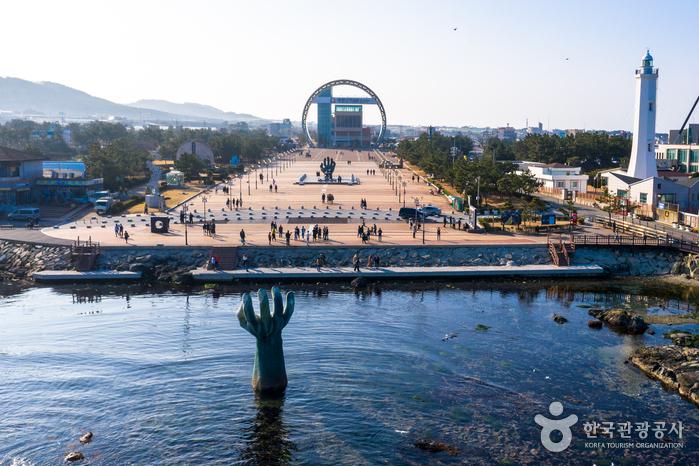 Homigot Sunrise Square (호미곶 해맞이광장)